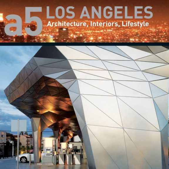 A5 Los Angeles book cover