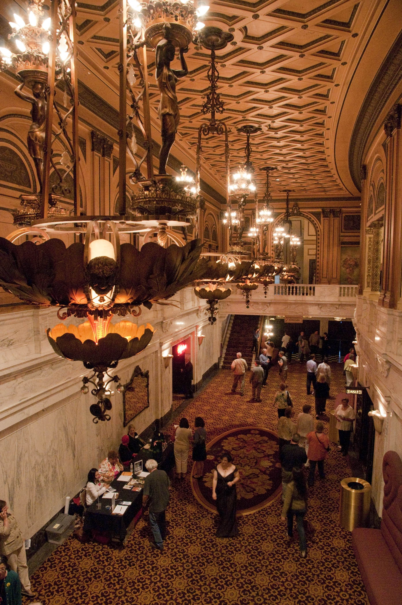 Kcrw Rocks At The Historic Orpheum La Conservancy At The