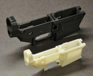 Guslick gun parts