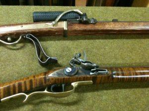 Older guns at ISS