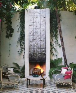 Designed by Commune.  Fireplace by Stan Bitters. Photo Corey Walter.