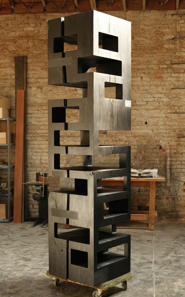 Superb Black Fir Monolith Stefan Bishop