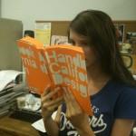 Caroline reads CA Design