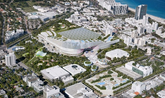 miami convention center rendering