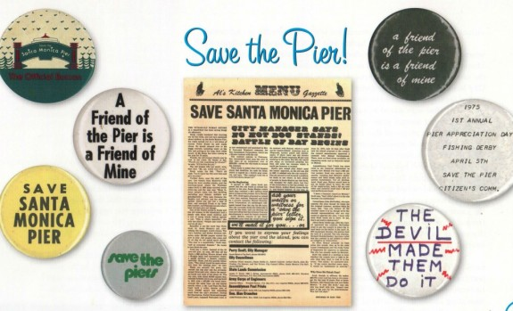save the pier