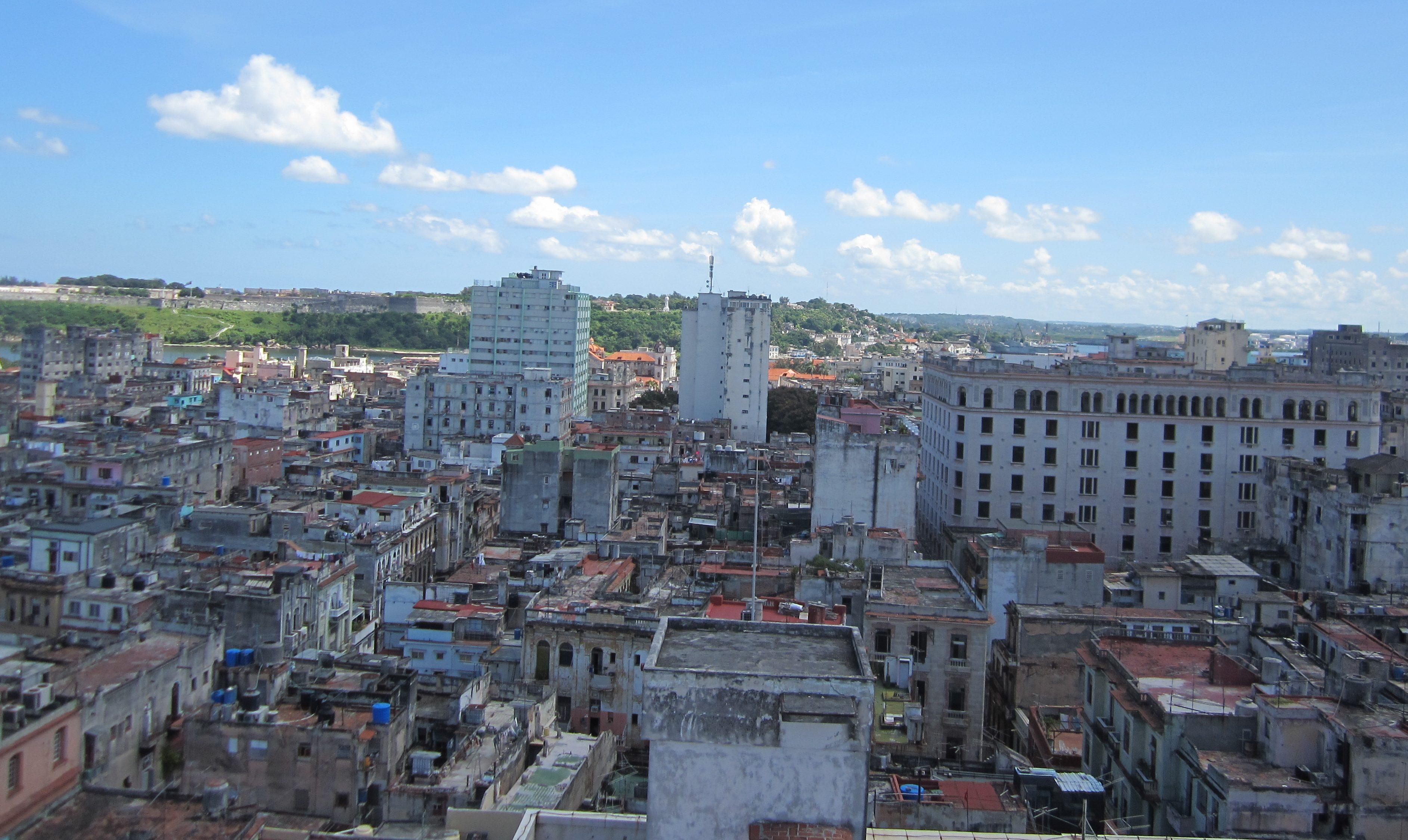 Havana Cuba (photo: Caroline Chamberlain)