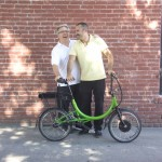 bob vander woude and gabriel wartofsky of conscious commuter