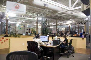 design accelerator space at idealab by carren jao