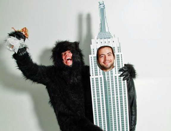 9 awesome architecture inspired halloween costumes design empire state building king kong solutioingenieria Images
