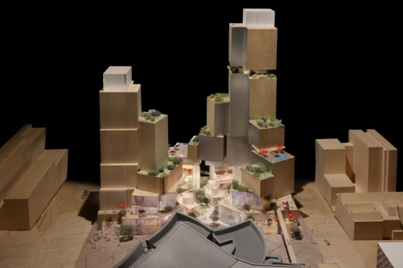 Gehry Grand Avenue project