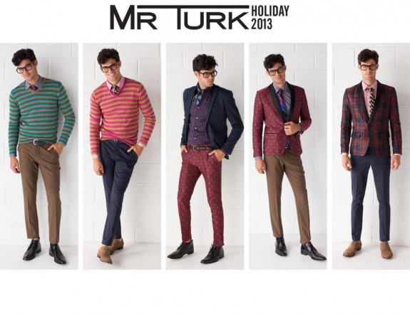 Mr. Turk holiday line