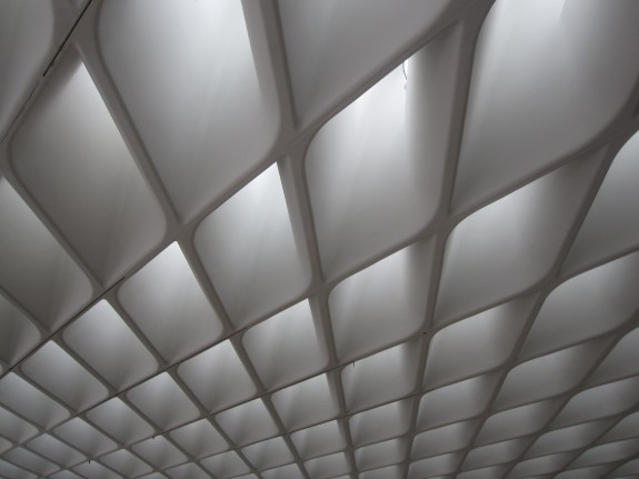 Broad ceiling