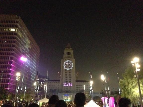 New Year at City Hall 2014