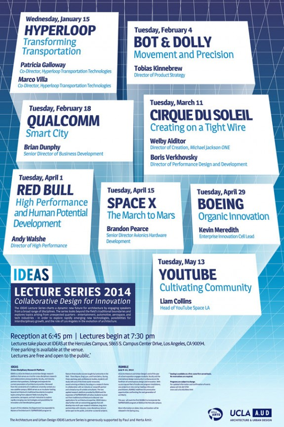 IDEAS lecture series