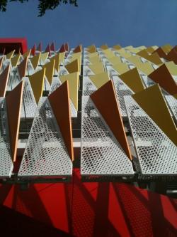 Santa Monica Builds a Parking Structure Pedestrians Can Love, Designed by Christof Jantzen