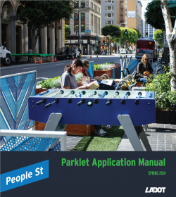 parklet manual picture