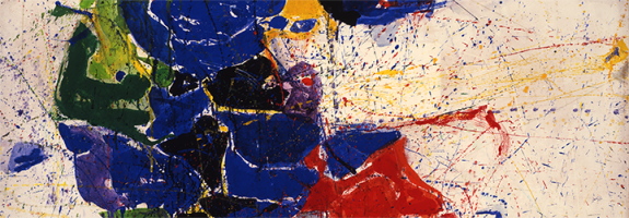 sam francis photo