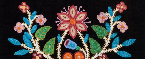 native north american beadwork