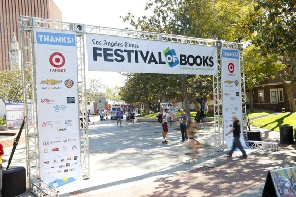 Los Angeles times festival of books2