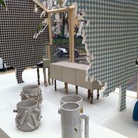 Medansky installation in Milan