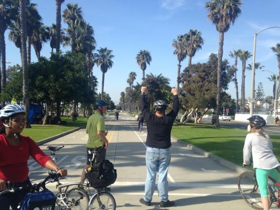 bike campus practice