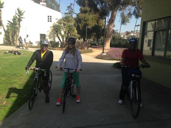 biking class