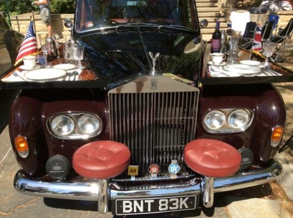 1972 Rolls Royce
