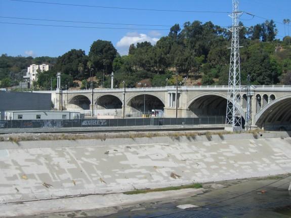 Master Plan Montages_LA State Historic Park_Existing River Connection