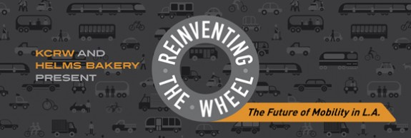 reinventing the wheel banner