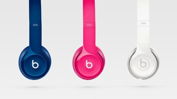 Beats blue, pink, white