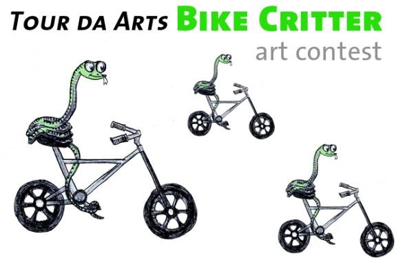 Bike-Critter-art-contest