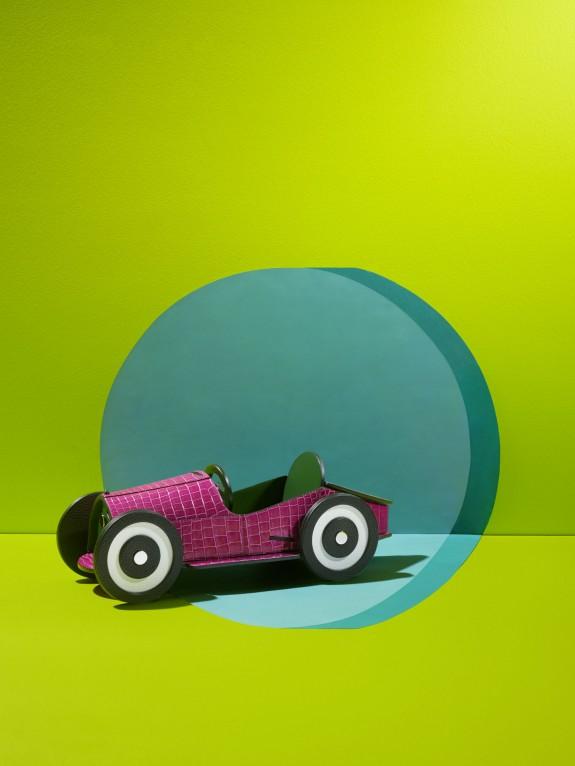 Change Tray Form Car