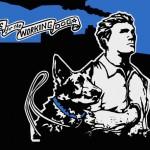 blue collar working dog