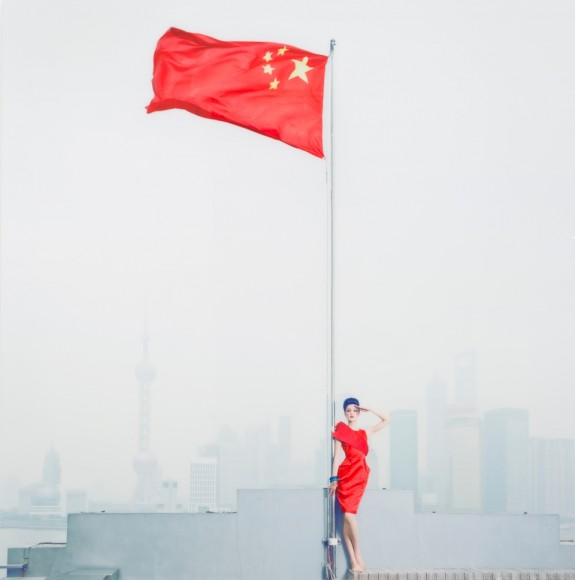 Chen Man Long Live The Motherland