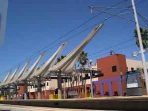Metro Atlantic-Pomona Gold Line Station, by Kennard Design Group