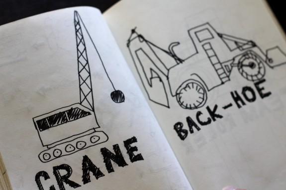 Original Noun Sketches