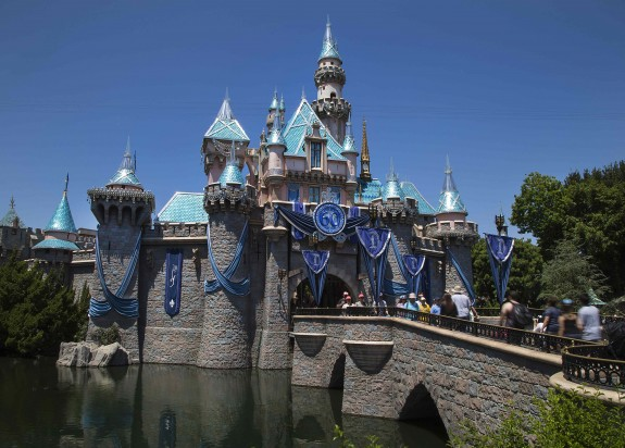 Sleeping Beauty Castle (Photo: Paul Hiffmeyer/Disneyland Resort)