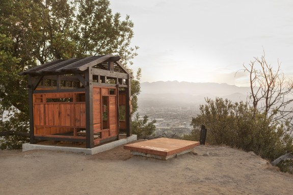 Griffith Park Teahouse, photo by Jeff Adams Ingels
