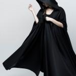 Abaya redesigned, by Nora Al Shaikh