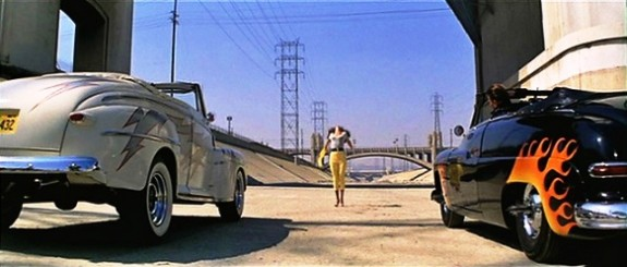 The L.A. River has been used in numerous films and television shows, famously in Grease. As Henk Ovink says, everyone has a narrative about the LA River.