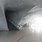 Lobby of the Broad
