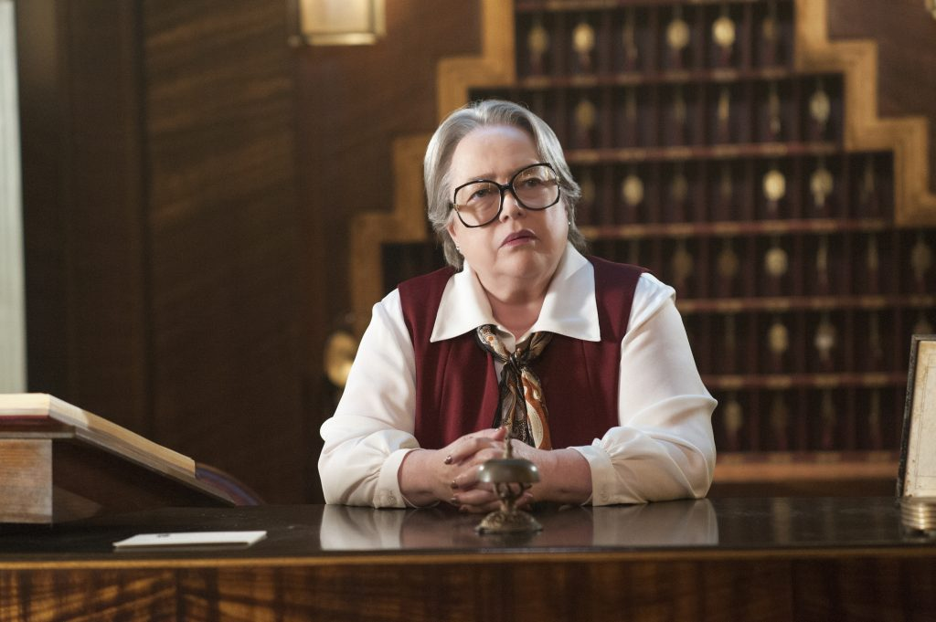 Kathy Bates as Iris. Photo credit: Suzanne Tenner/FX