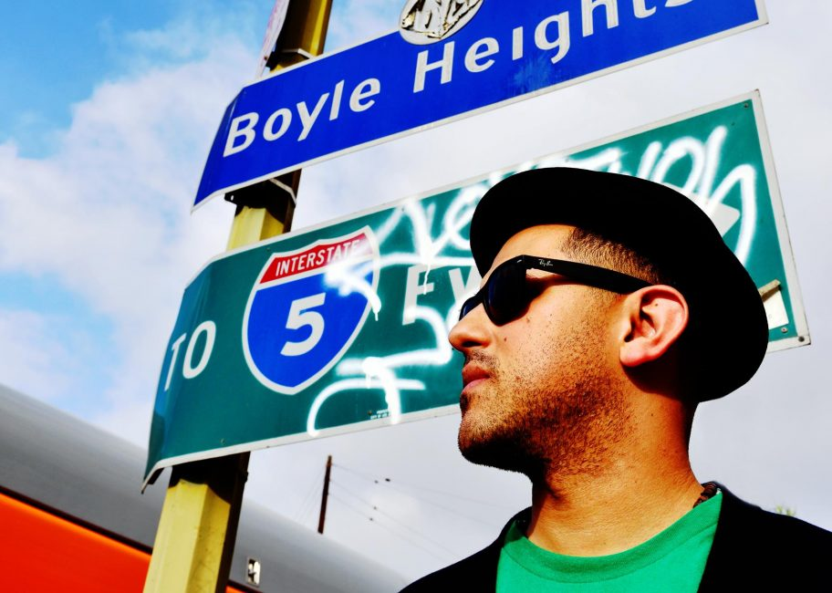 Boyle Heights, the land of freeways