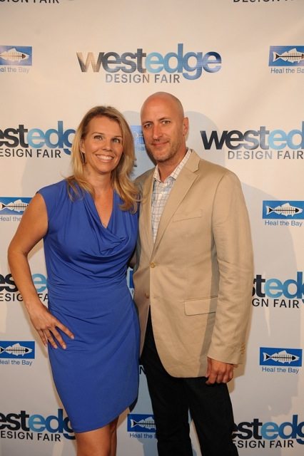 Megan Reilly and Troy Hanson, co-founders of WestEdge Design Fair