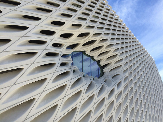 The Broad. Photo by Kent MacElwee via Flickr/CC