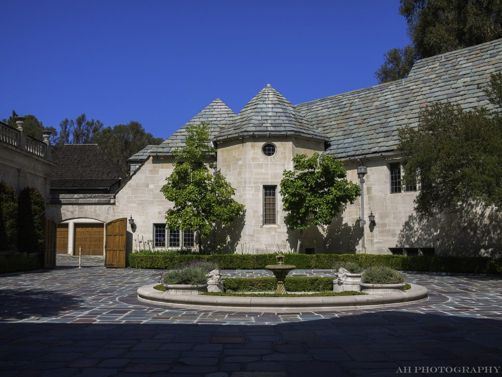 Greystone Mansion in Beverly Hills. Photo by Angie Hu via Flickr/CC