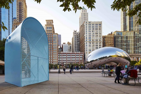 on show in the Chicago Cultural Center, Millennium Park, Graham Foundation and multiple other venues