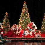 DTLA holiday lights
