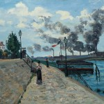 Guillaumin_The Seine at Charenton