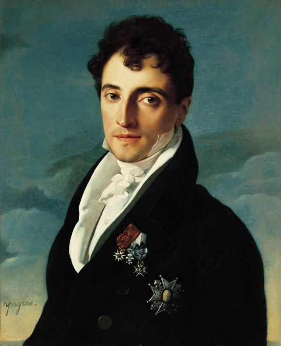 Ingres_Baron Joseph-Pierre Vialetès de Mortarieu